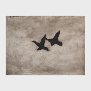 Joe Andoe (b. 1955): Untitled