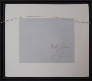 Bill Jensen (b. 1945): Untitled