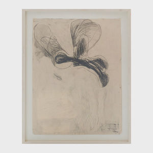 Bill Jensen (b. 1945): Work Drawing for Ten Forgotten