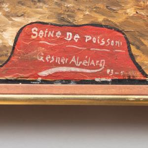 Gesner Abélard (b. 1922): Seine de Poissons