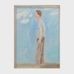 John MacWhinnie (b. 1945): Marcel Duchamp