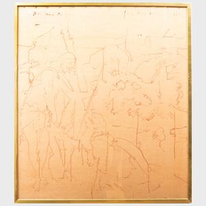 John MacWhinnie (b. 1945): Noli Me Tangere