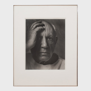 Arnold Newman (1918-2006): Picasso