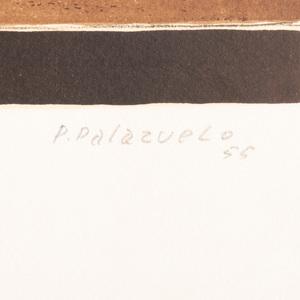 Pablo Palazuelo (1916-2007): Untitled
