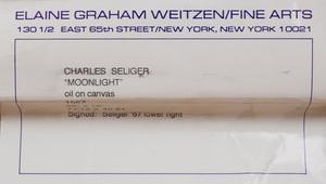 Charles Seliger (1926-2009): Moonlight