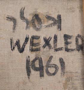 Yaacov Wexler (1912-1995): Untitled