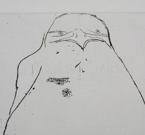 Leonard Baskin (1922-2000): Birdman