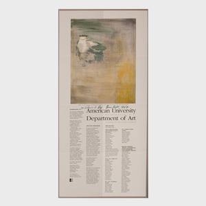 Miscellaneous Group of Seven Exhibition Posters