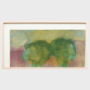 Susanna Tanger (b. 1942): Evening Spanoccia