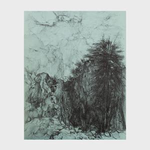 Anna Ticho (1894-1980): Six Landscape Drawings