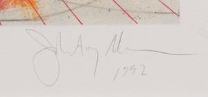 John Newman (b. 1952): Untitled