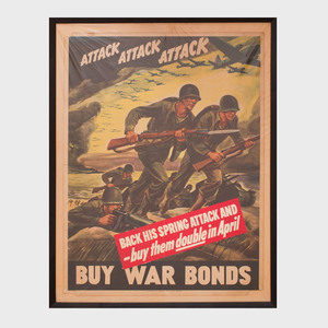 Two Office of War Information Posters
