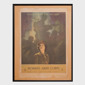 A Group of Three War Posters