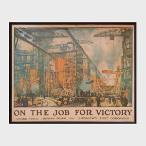 After Jonas Lie (1880-1940): On the Job for Victory
