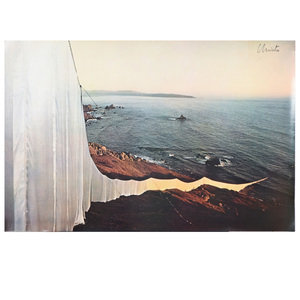 After Christo (b. 1935): Untitled