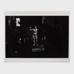 George Butler (b. 1944): Arnold Schwartzenager