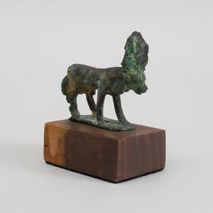 Roman Bronze Figure of  the Apis Bull