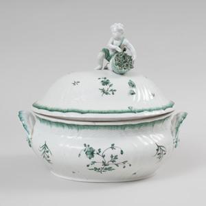 Royal Copenhagen Porcelain Soup Tureen and Cover
