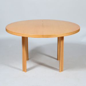 Alvar Aalto Birch Extension Dining Table