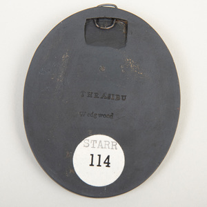 Wedgwood Black BasaltPortrait ofThrasybulus