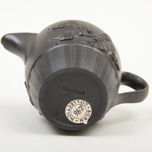 Wedgwood Black Basalt Small Cream Jug