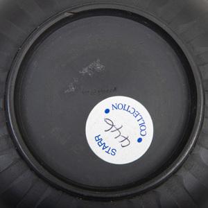Wedgwood Black Basalt Cup and Saucer