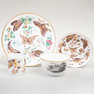 Group of Wedgwood Porcelain Tablewares