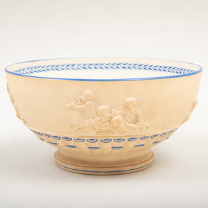 Wedgwood Caneware Footed Bowl
