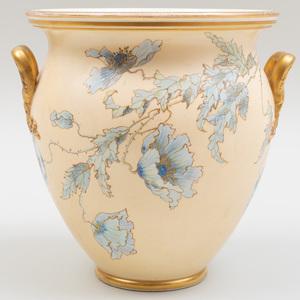 Wedgwood Creamware Two Handle Vase