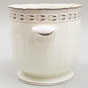 Wedgwood Creamware Two Handle Wine Cooler
