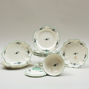 Set of Wedgwood Pearlware Dessert Wares