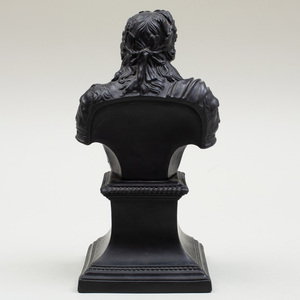 Wedgwood Basalt Bust of Louis XIV
