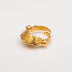Ilias Lalaounis 18k Gold Ring