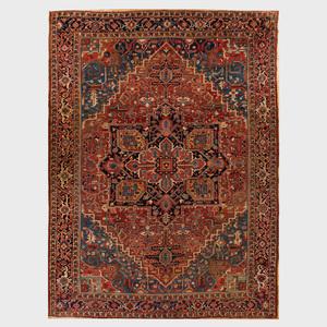 Persian Red Ground Carpet