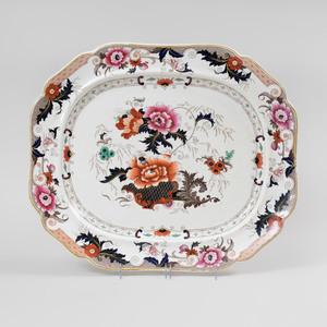 Bentick Ironstone Platter
