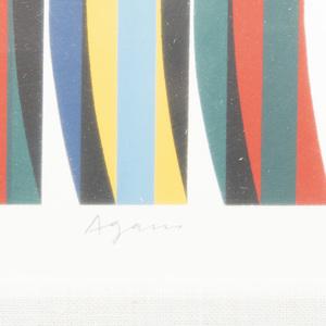 Yaacov Agam (b. 1928): Untitled