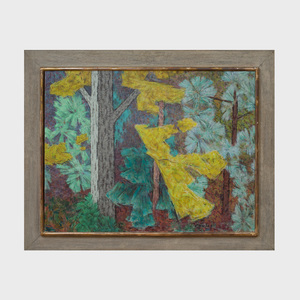 Russell Cowles (1887-1979): Indian Summer