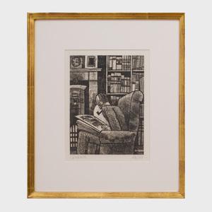 Marcel Gromaire (1892 - 1971):Le Fumeur de Pipe