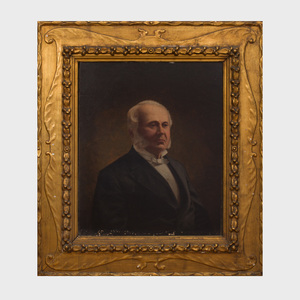 American School: Portrait of Ebenezer B. Jones