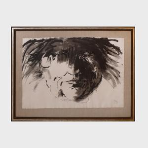 Leonard Baskin (1922-2000): Head