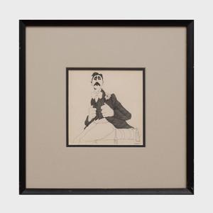 William Bramhall (1914-1985): Marcel Proust