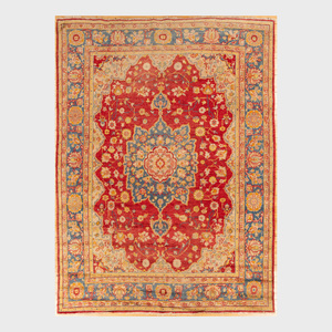 Turkish Oushak Carpet