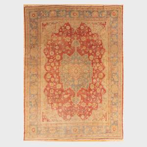 Turkish Oushak Carpet