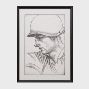 Ken Fairleigh: Portrait of George McCellan
