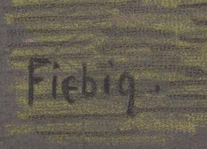Frédèric Feibig (1885-1953):Willow Tree (Saule)
