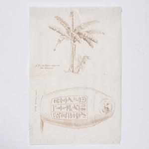 Italian School: Egyptian Studies: Three Sketches