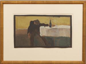Wilhelm Thöny (1888-1949): The Drunkard