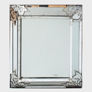 Venetian Beveled Glass Mirror