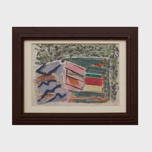 Agnes Weinrich (1873-1946): Abstract