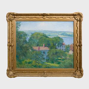 Ernest Harrison Barnes (1873-1955): Connecticut River Valley